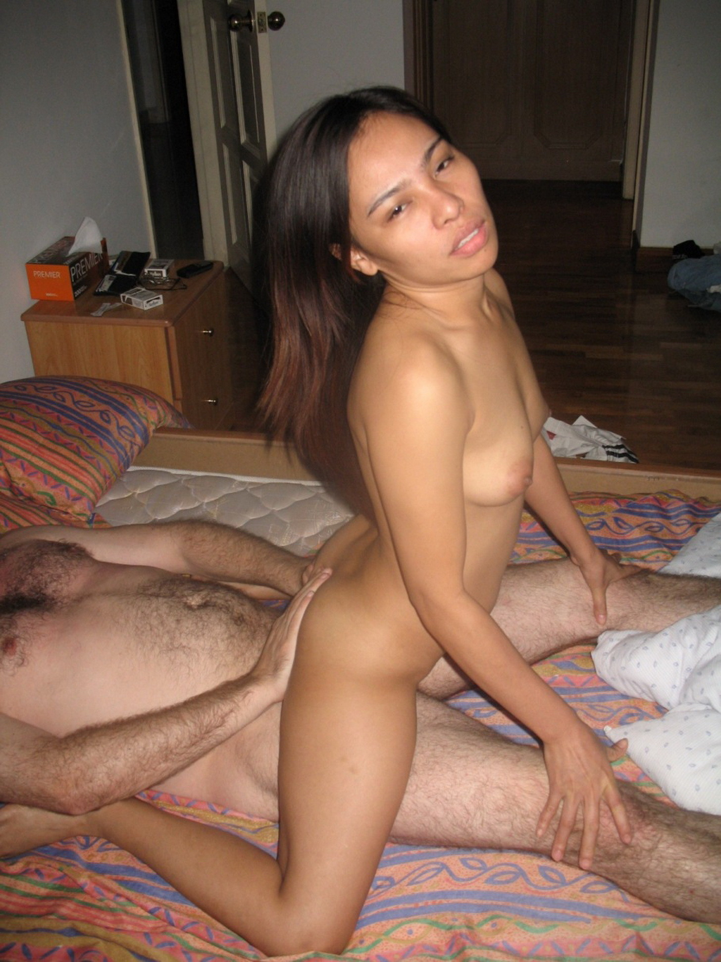 Amazing young brunette latina hoe