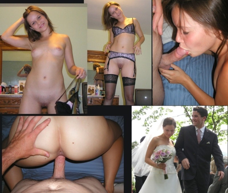 Wife after mature nude before