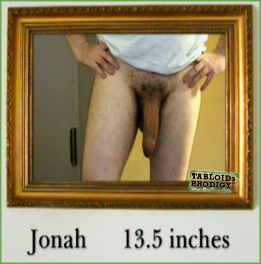 Falcons penis of jonah pictures