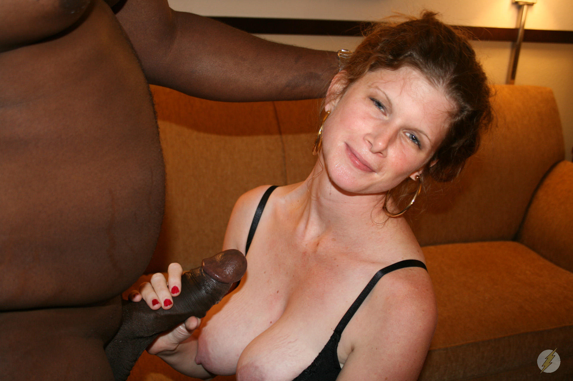 Wife interracial pic