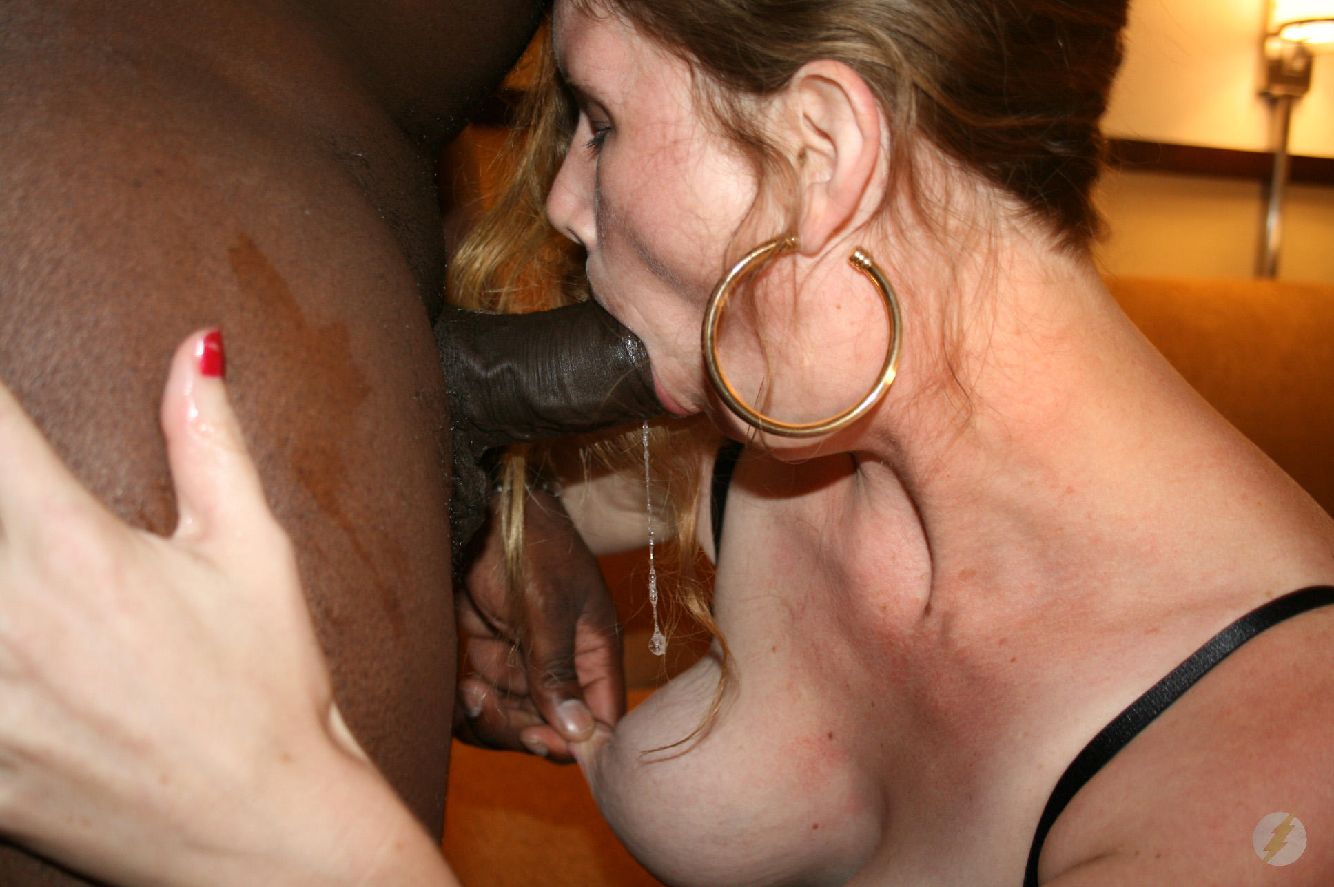 Adult interracial wife