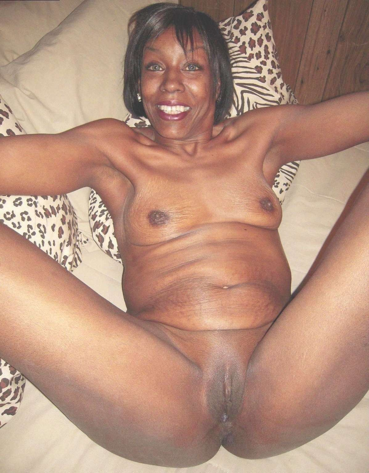 Old black nude ladies