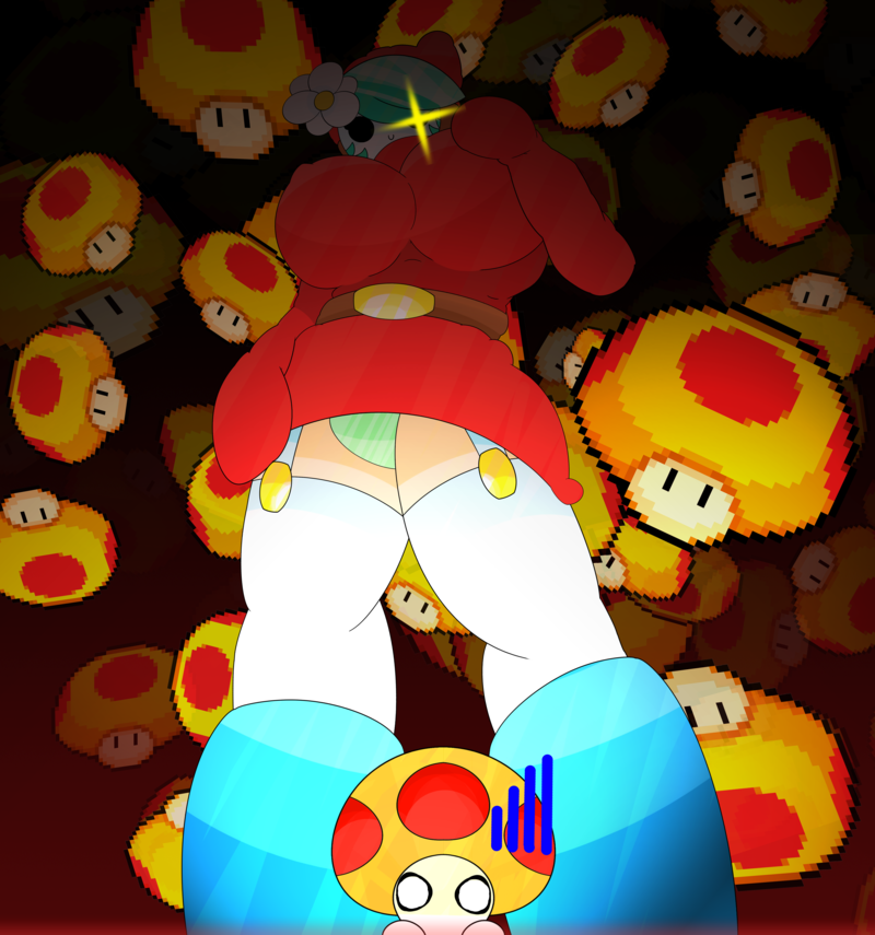 For that mario shy girl porn the