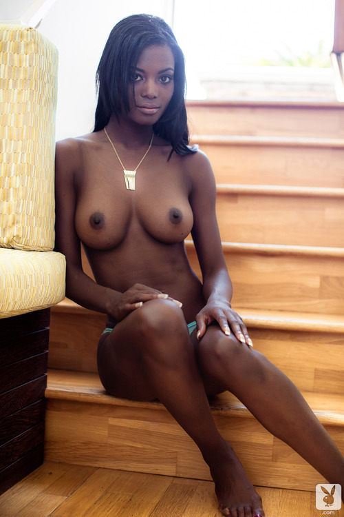 young big tit black girls