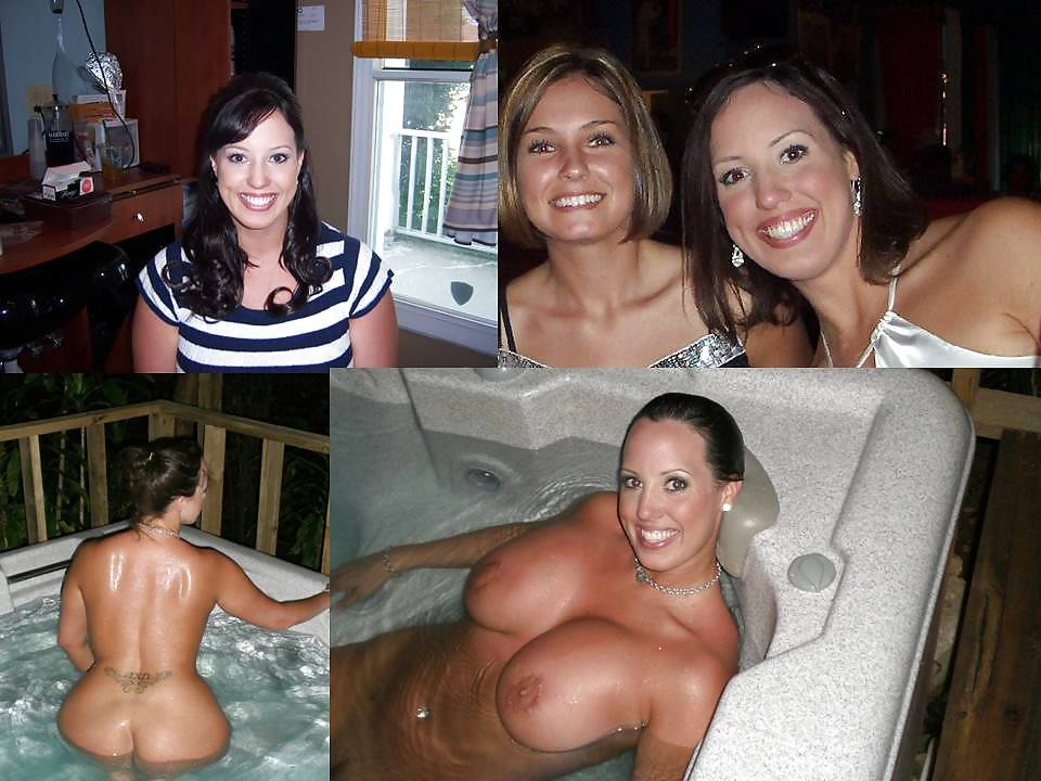 And naked before after pictures wife
