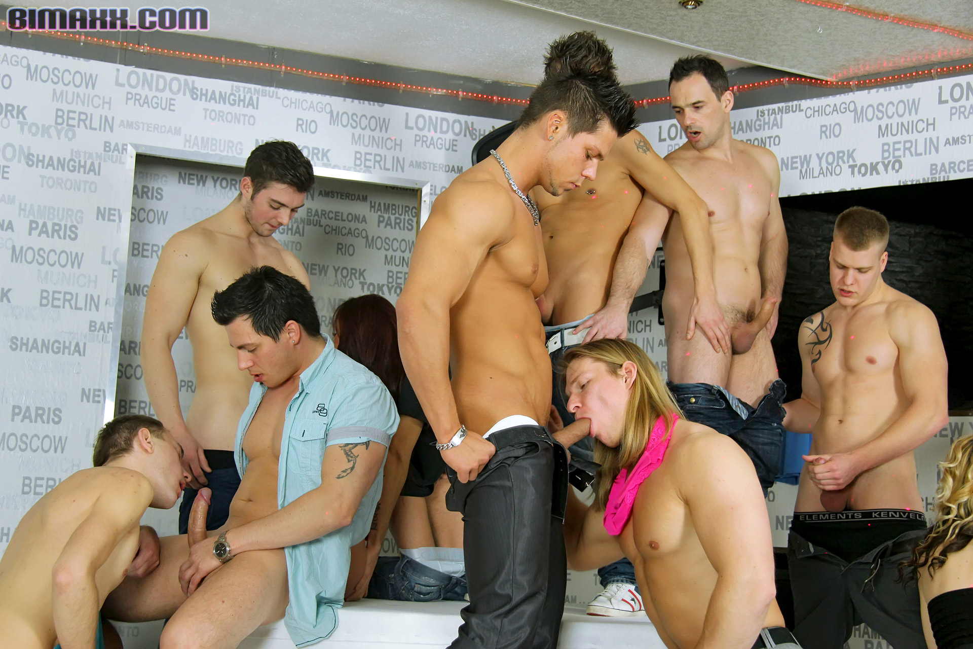 Group sex orgies Bisexual