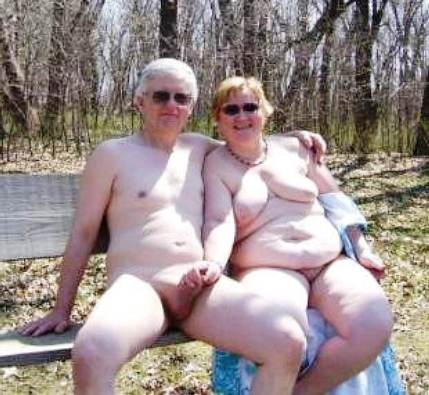 Nude senior citizen photos