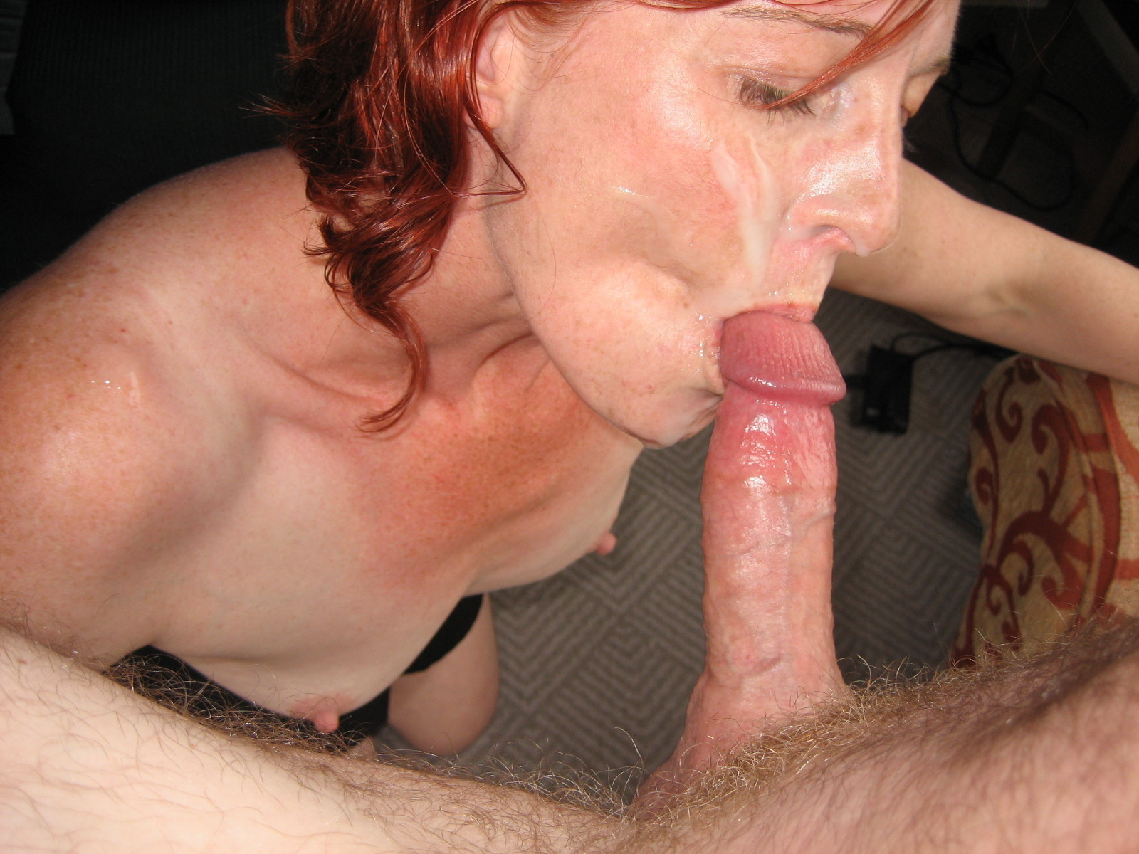 Mature Double Blowjob Pov
