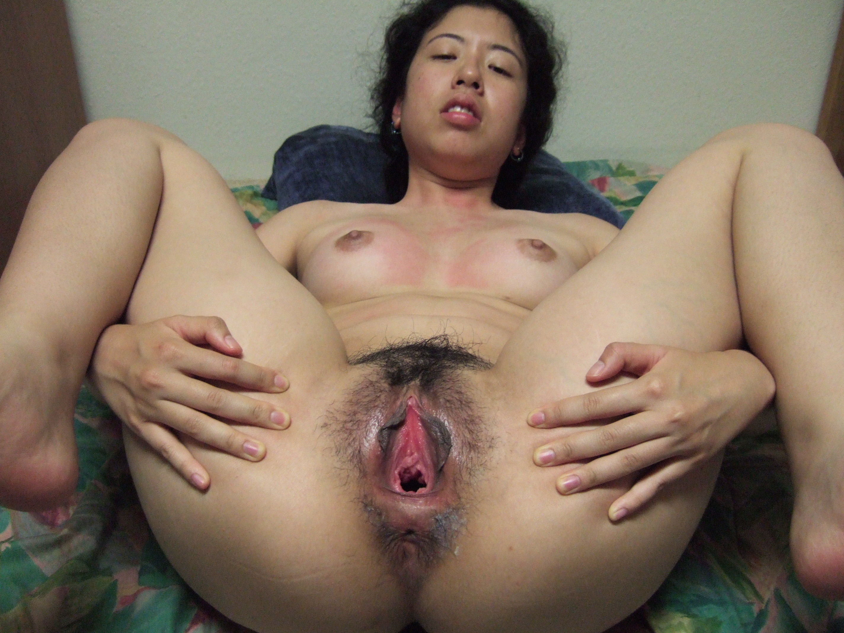 Hairy thick asian women naked