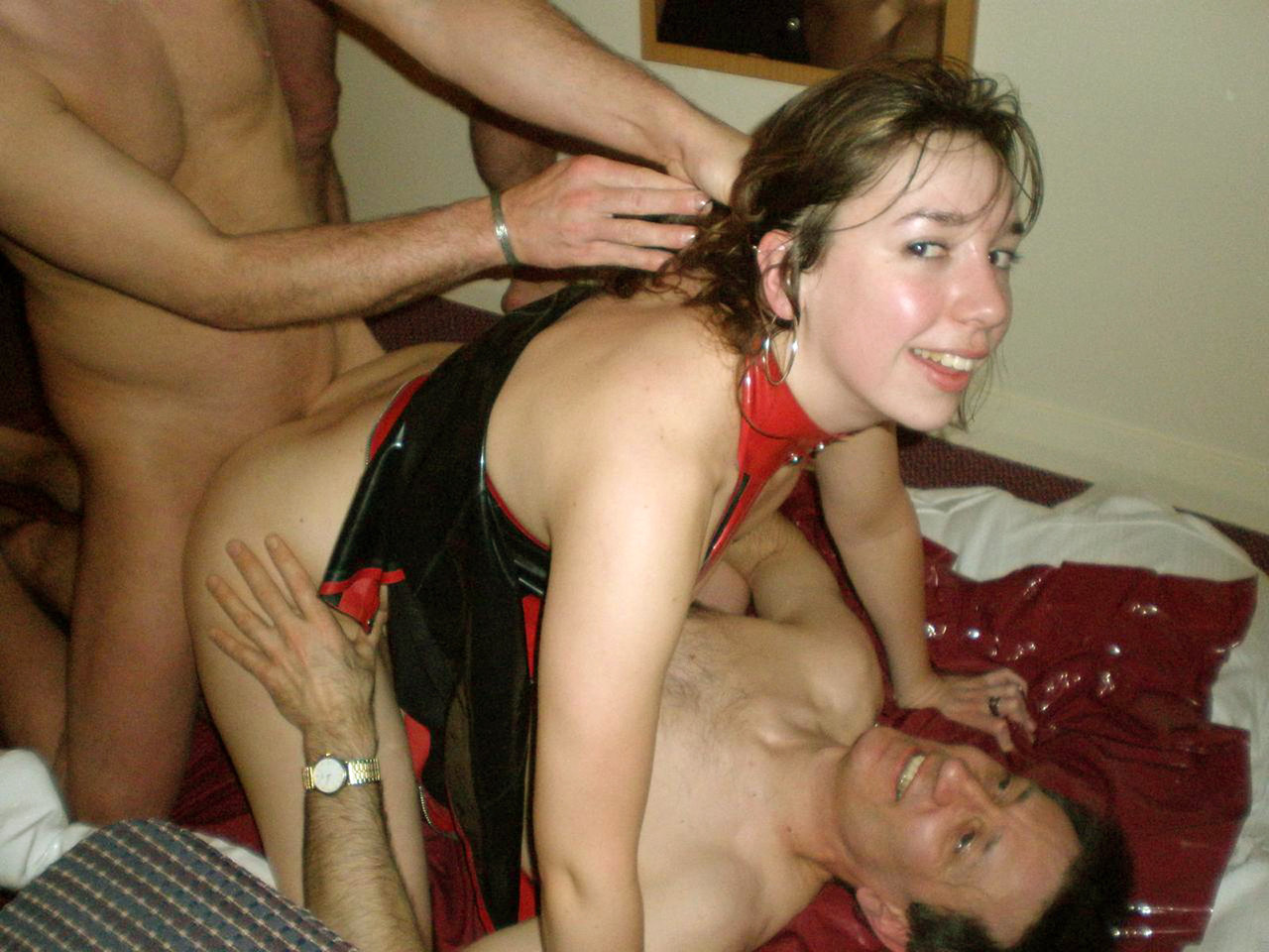 Threesome tumblr dp wife amateur