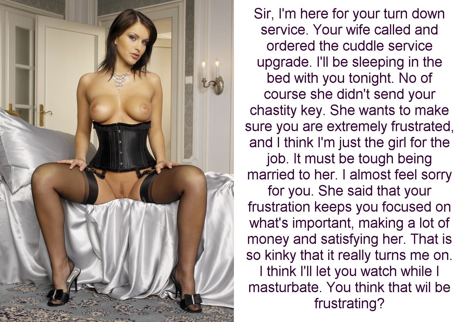 Male Chastity Pics And Captions