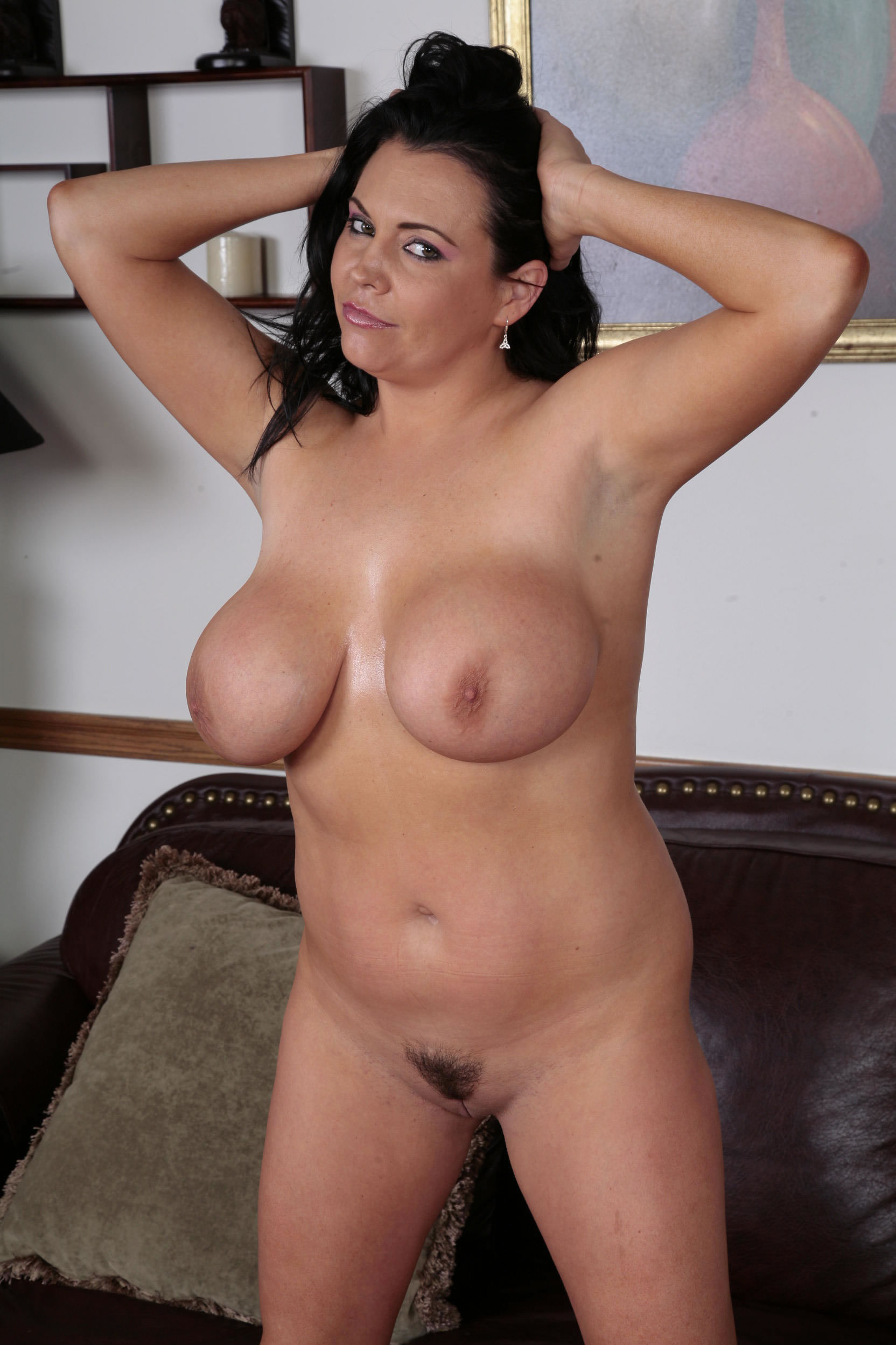 Alone! busty angelica sin for