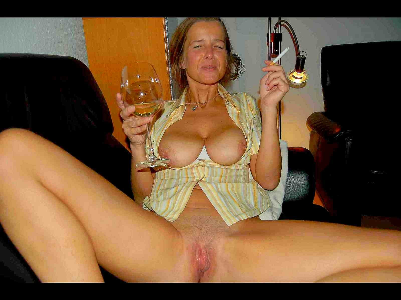 home Amateur at mature naked