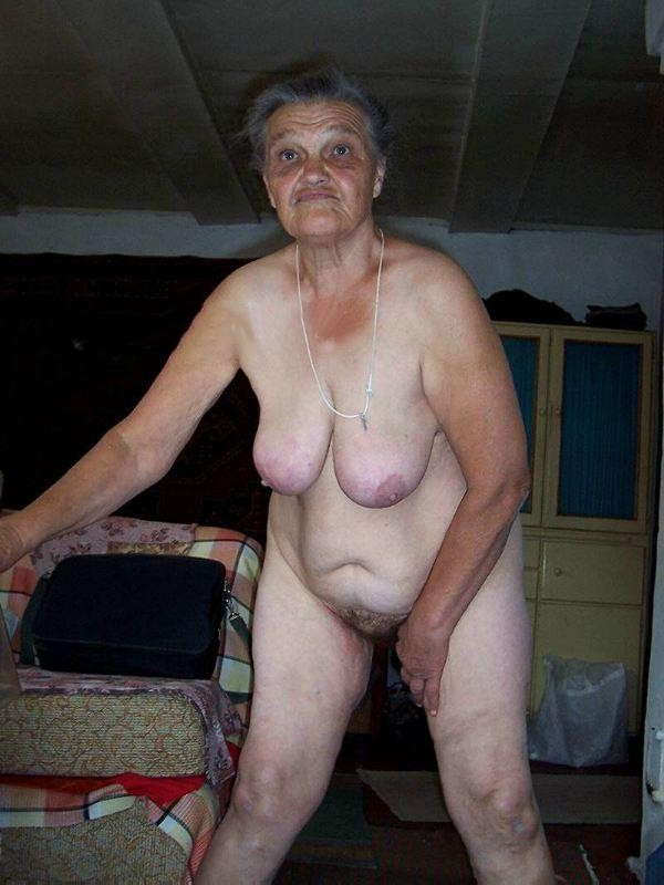 real old naked women