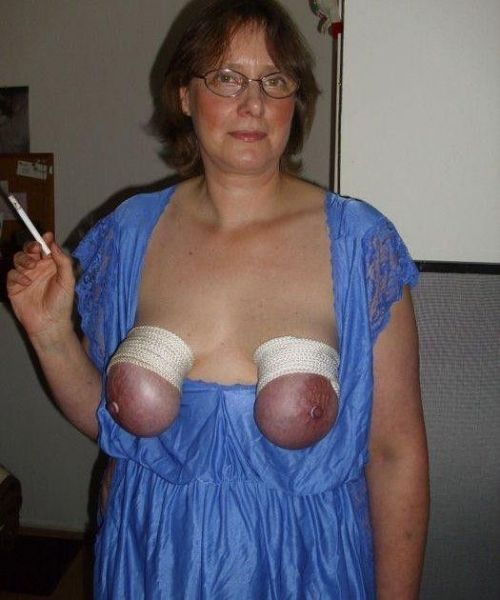Extreme Granny Pussy