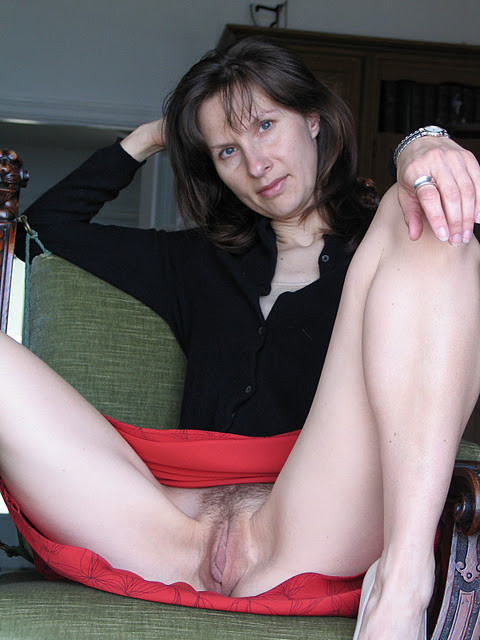 Old pussy only