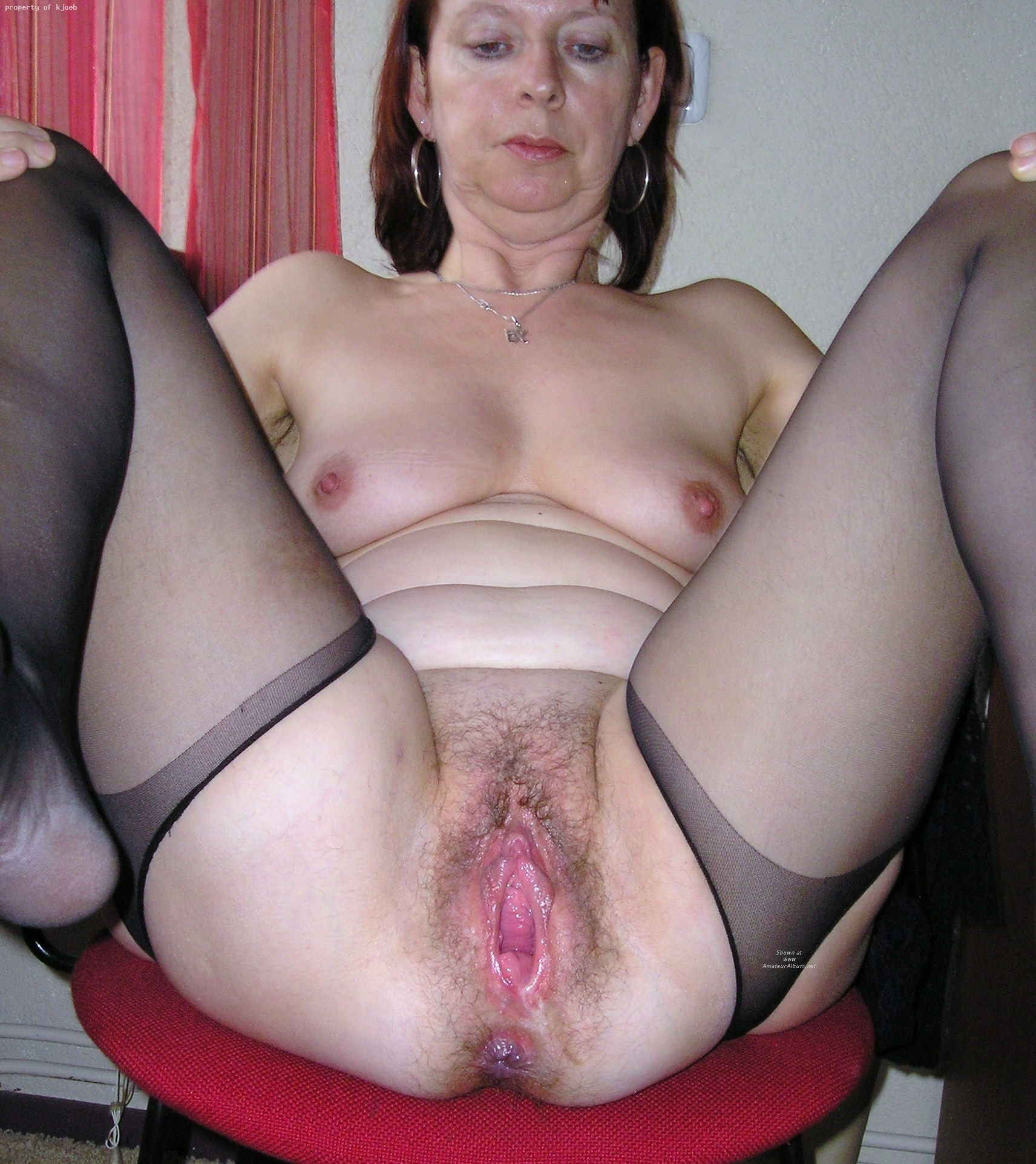 Older mature pussy lips