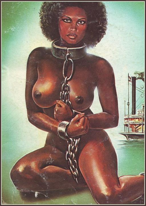 Nude negro slave girl pic 23