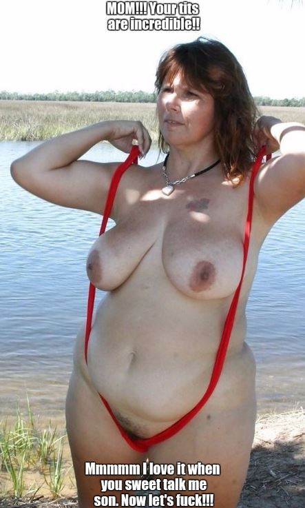 Opinion you Family with micro bikini shameless mom topless commit