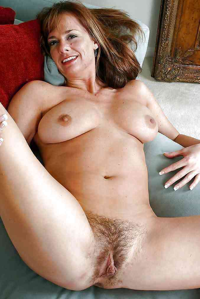 Naked milfs spreading