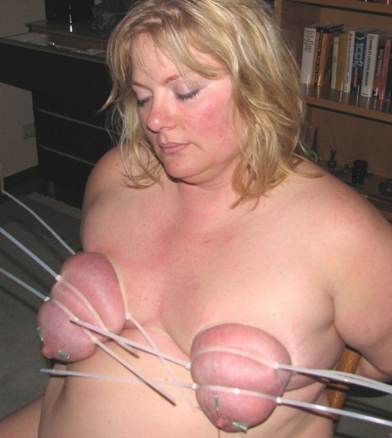 Girls boobs extreme bdsm