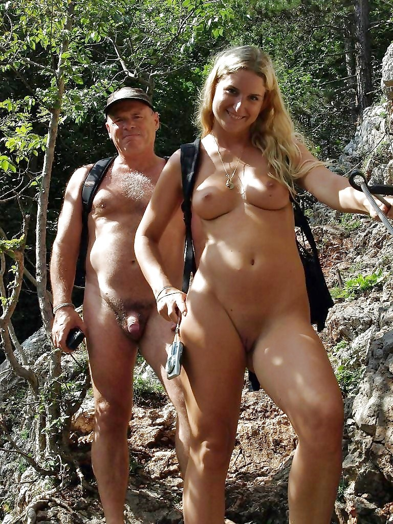 French nudism young