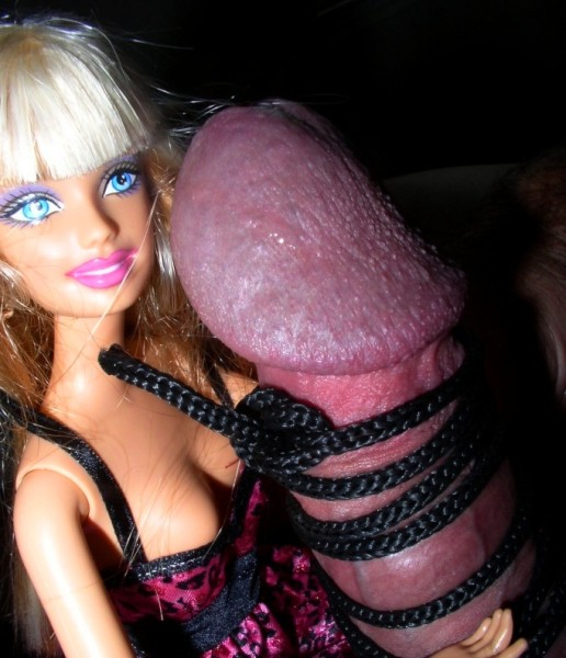 cartoon porn barbie