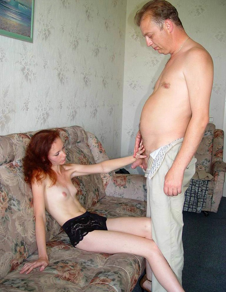 Fathers fuck young daughters STUNNING