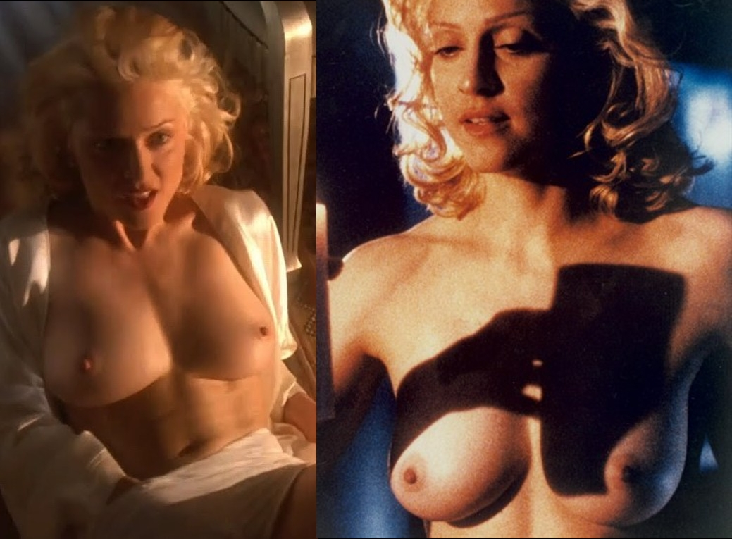 Thank Madonna nude naked tits
