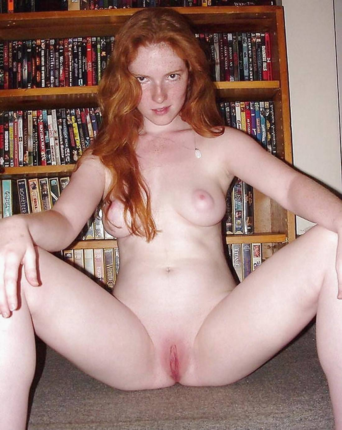 Naked Pale Women