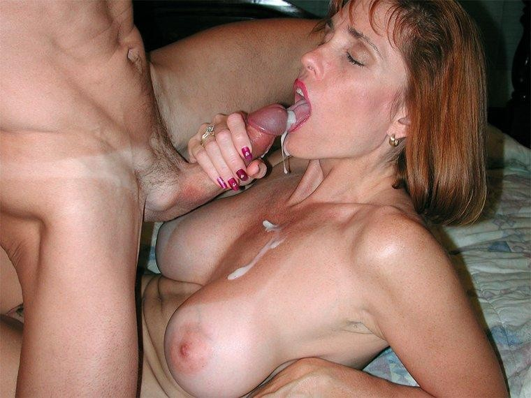 Milf leather galleries