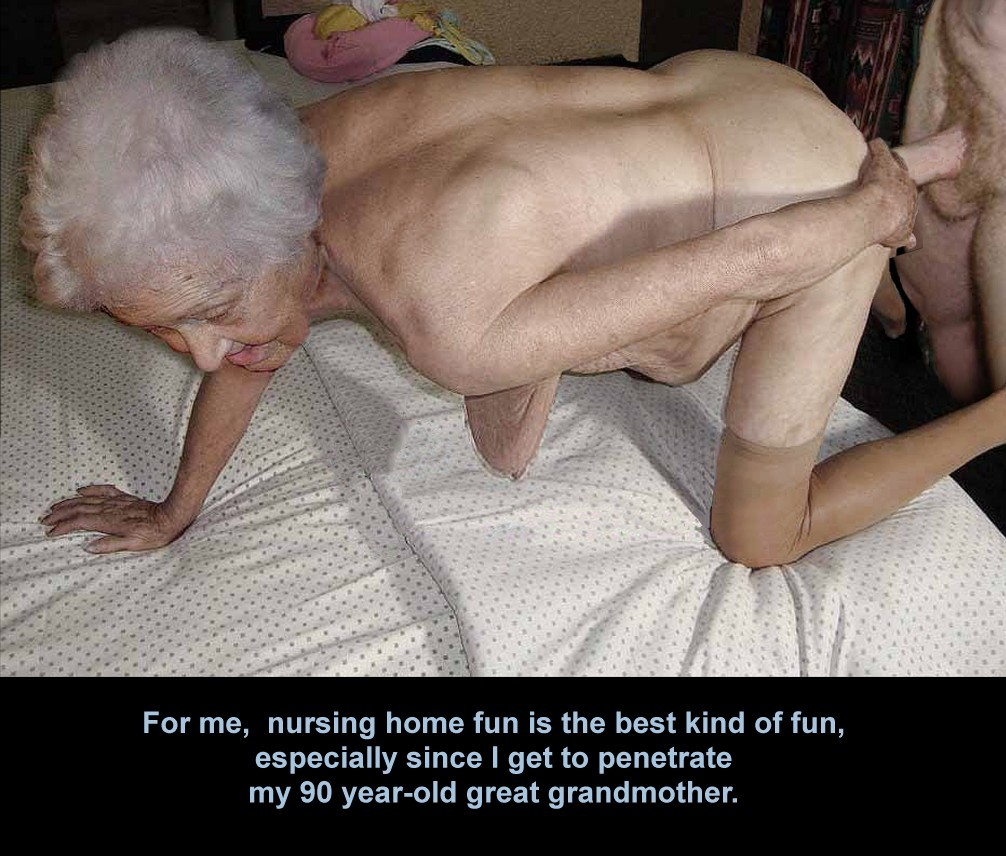 Home sex granny