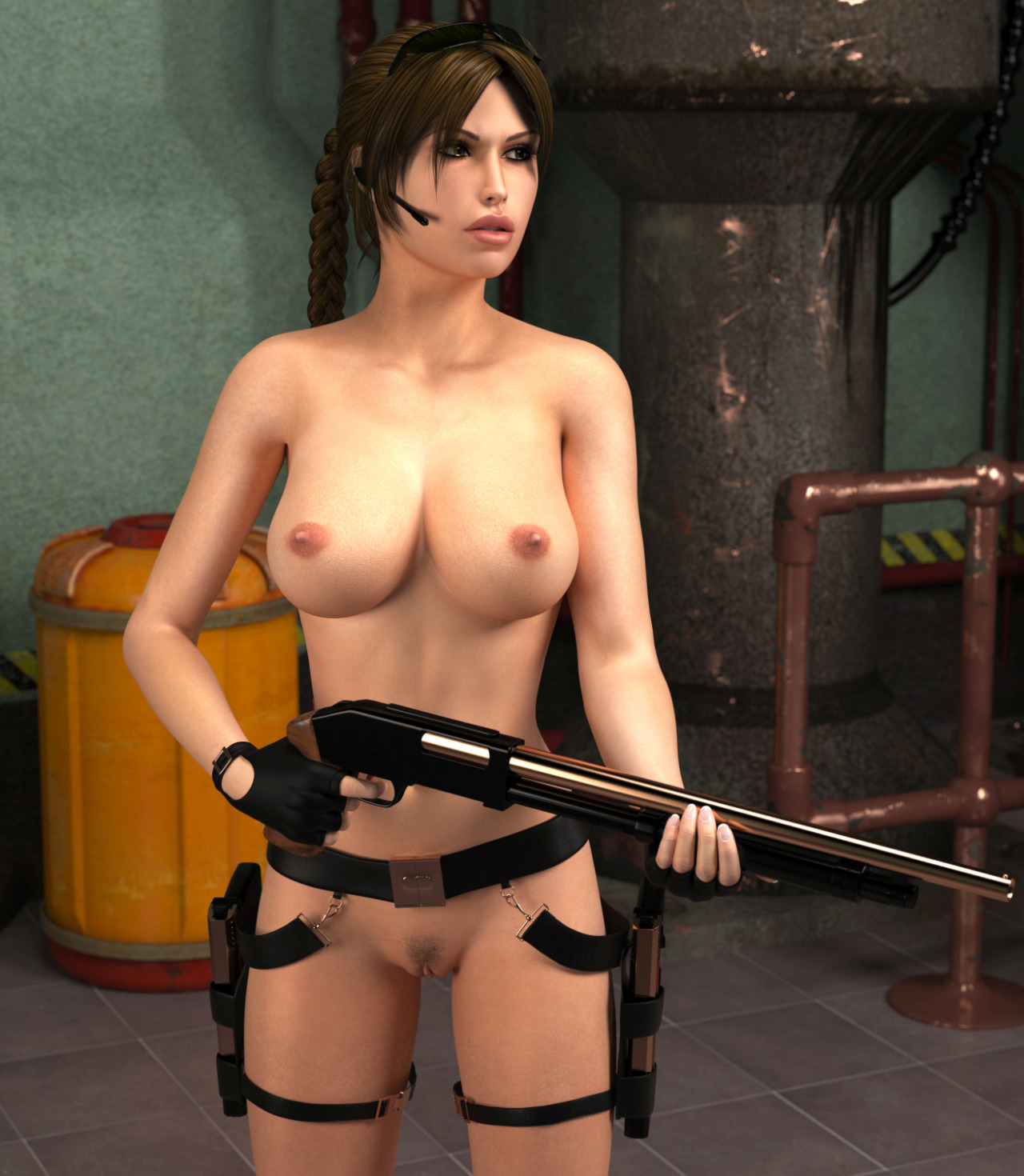 women Hot in games naked