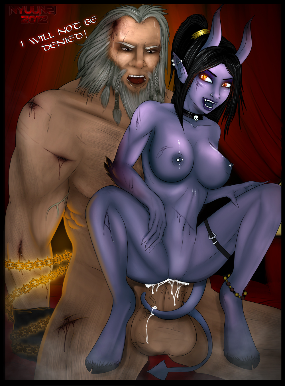 Diablo animated porn adult gallery