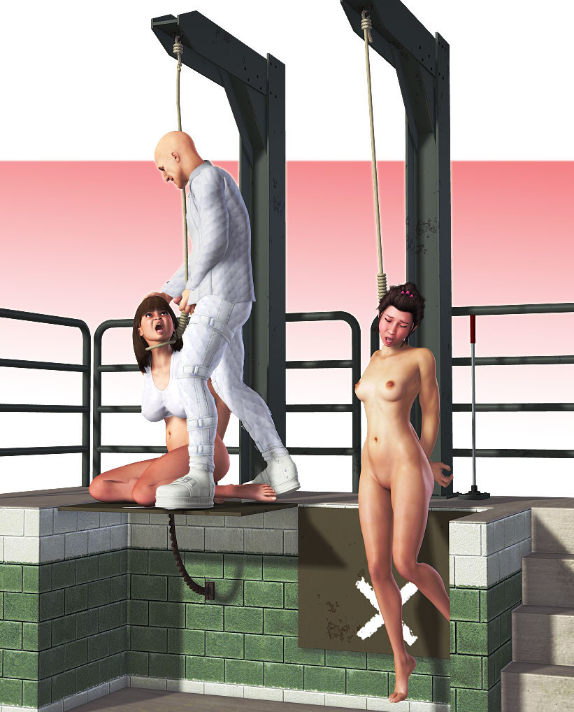 Hanging execution women hanging porn in most relevant