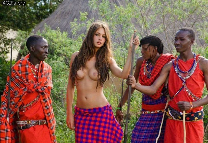Sorry, that tribe sex does not