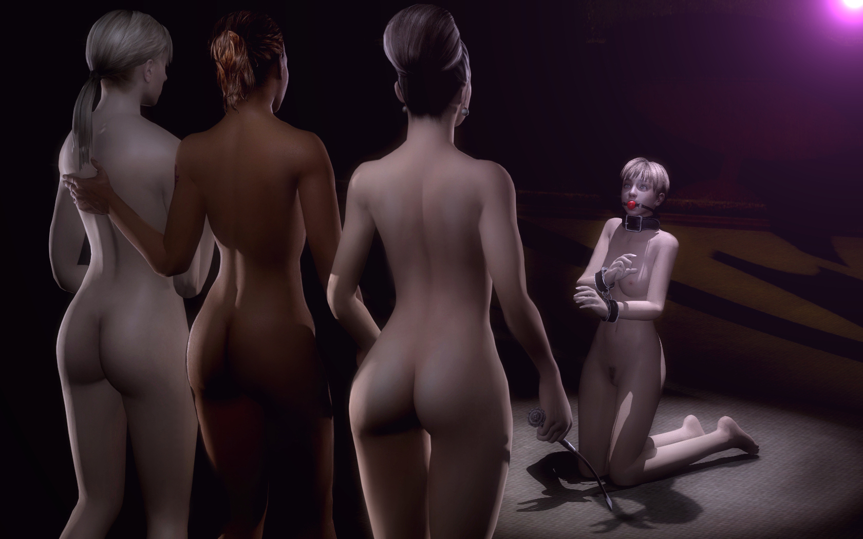 Nude pic of girls from resident evil  porn movies