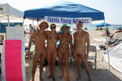 Fuckin hot Florida nudist websites didn`t fuck
