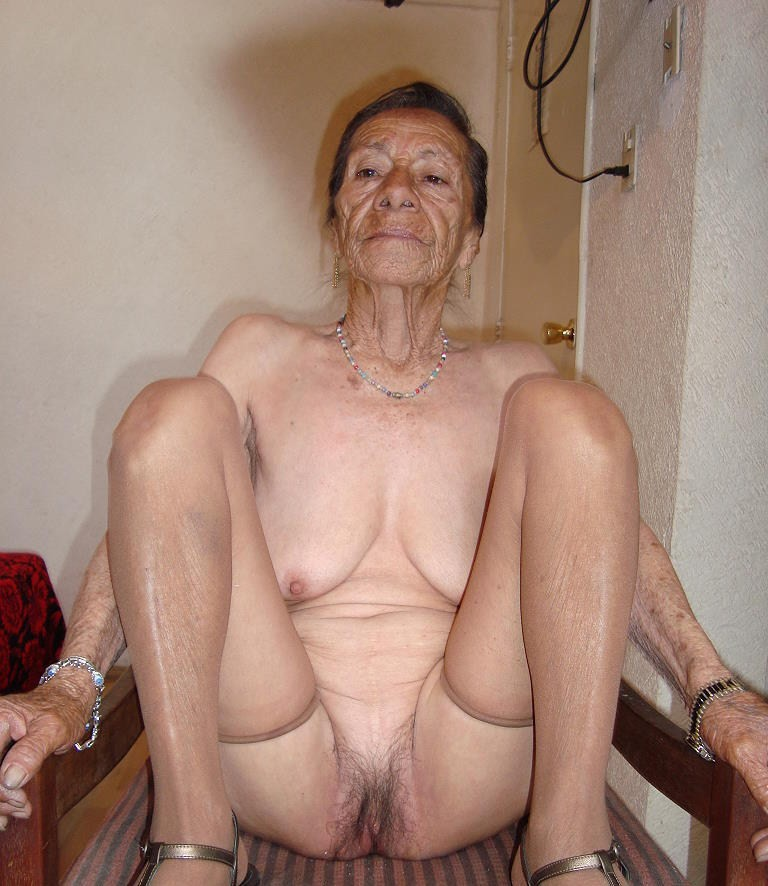 Very old granny galleries