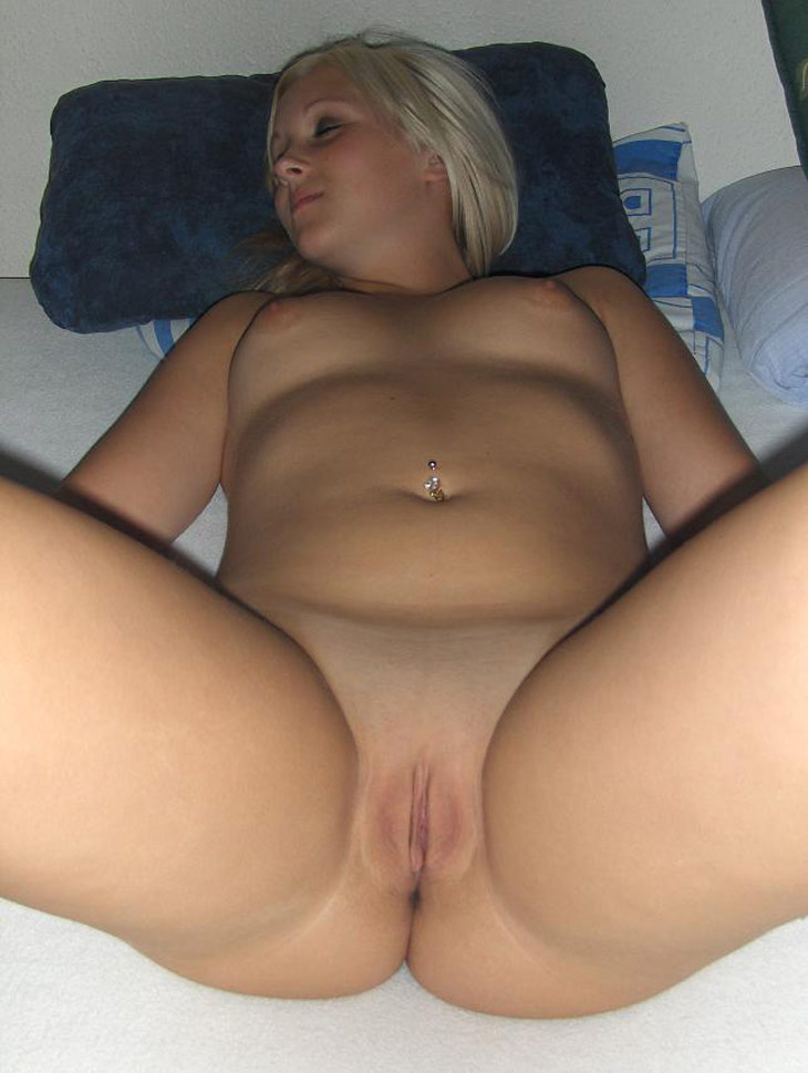Amateur Homemade Blonde Pov