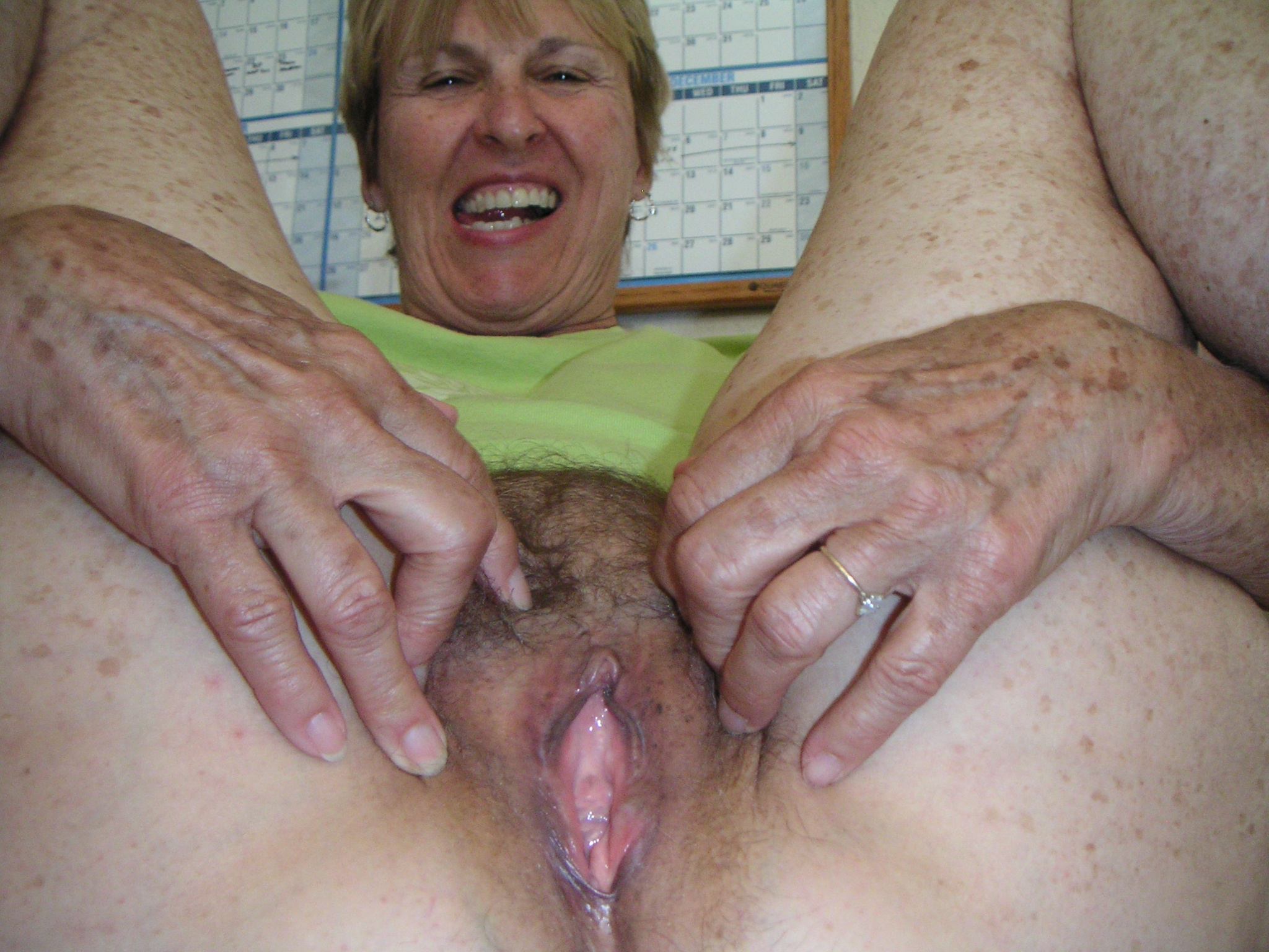 granny sonny spreads her hairy pussy - motherless
