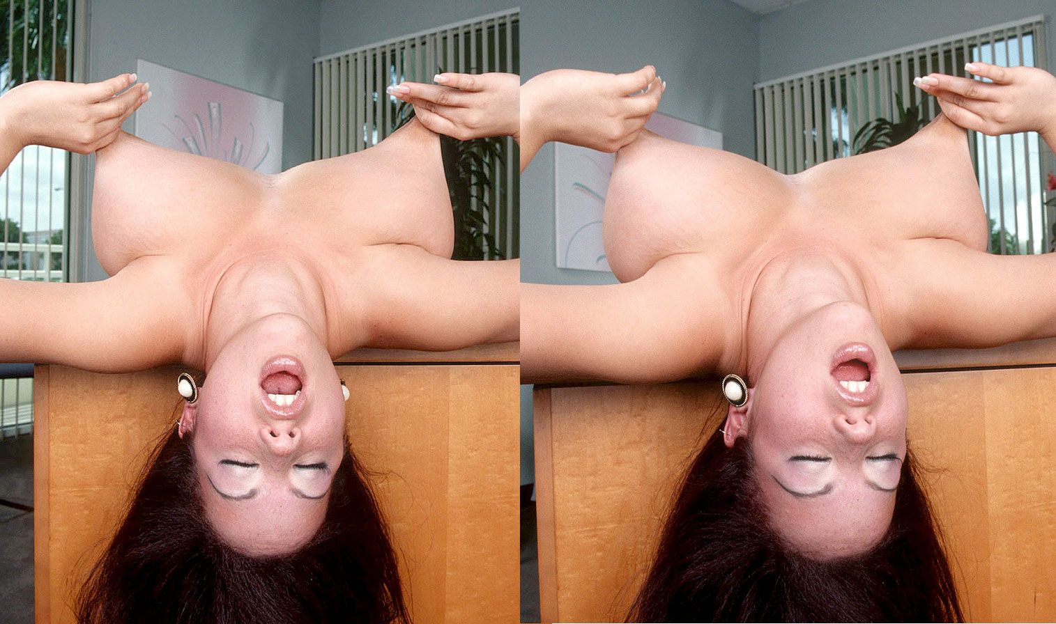 Stereoscopic xxx view