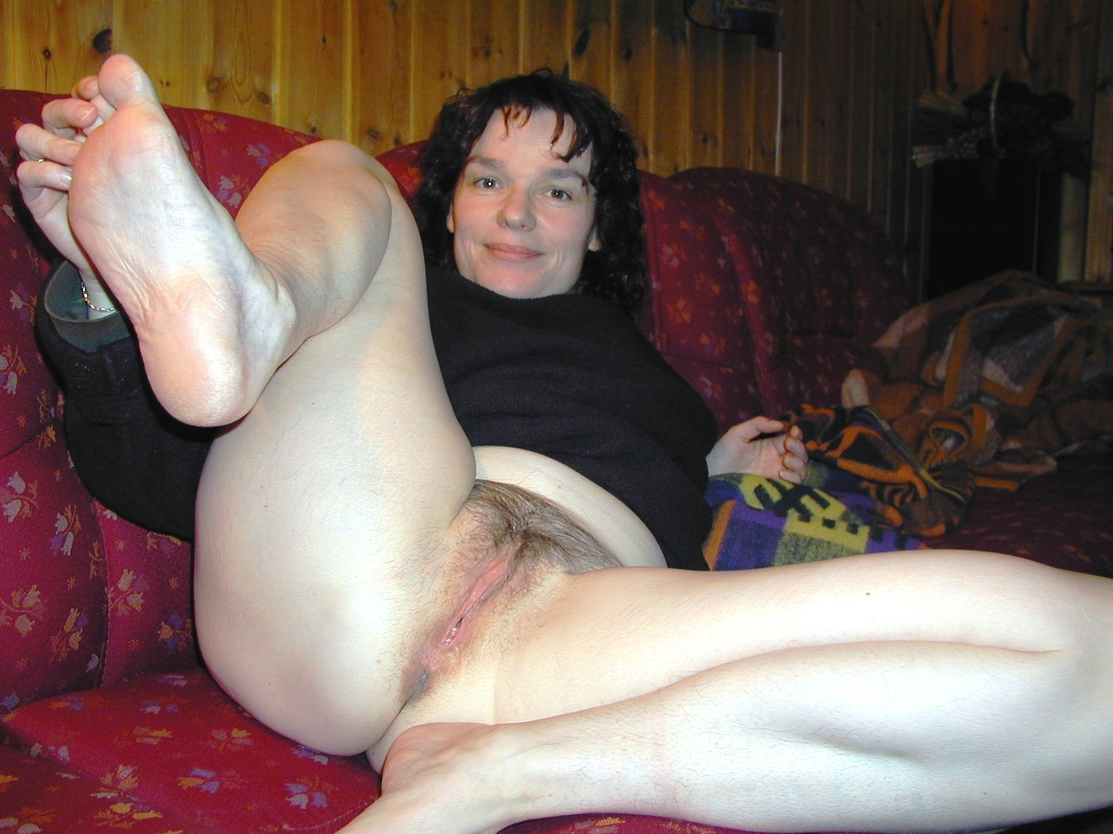 Amateur Mature Thick Wife