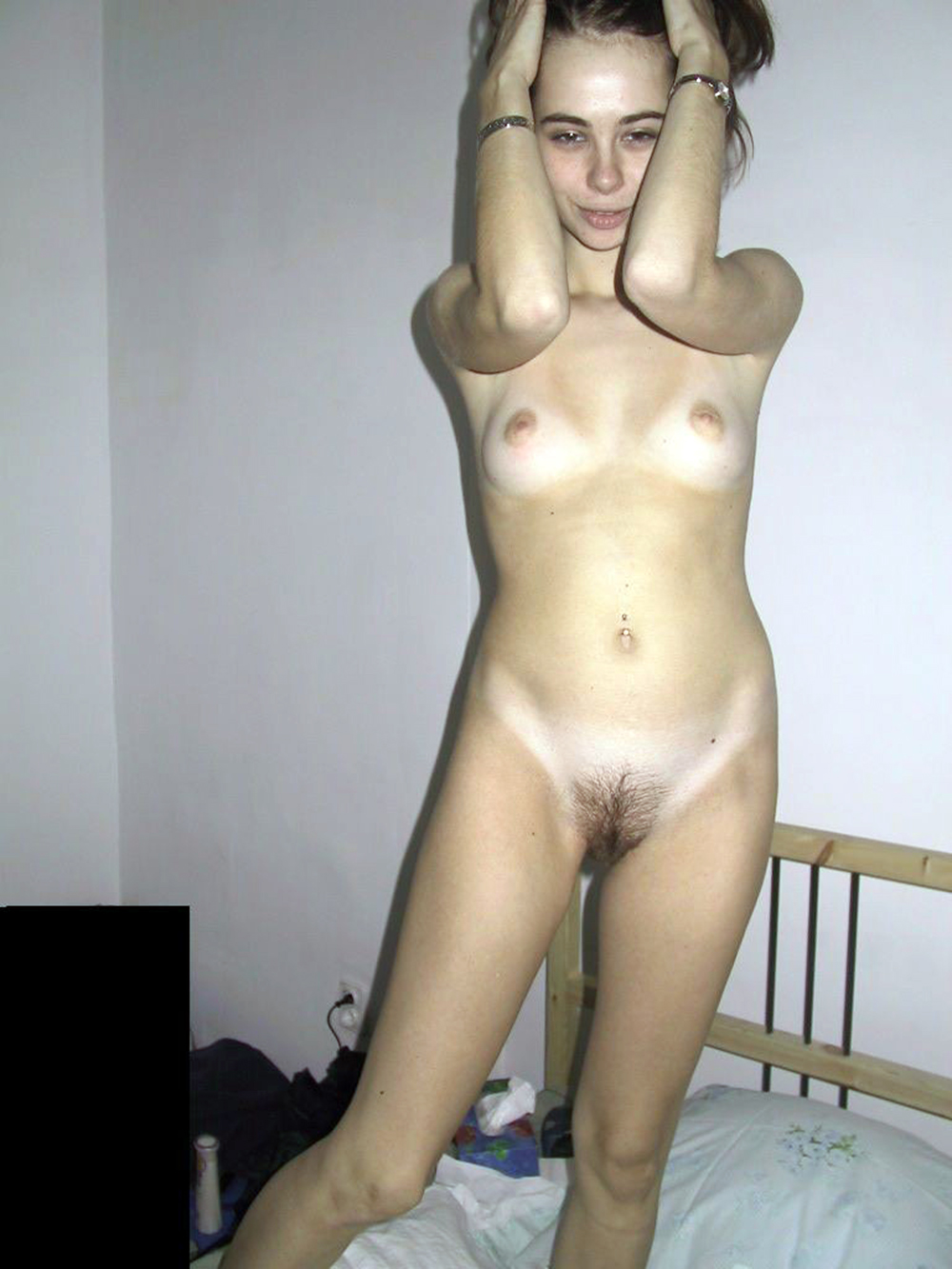 nude girlfriend