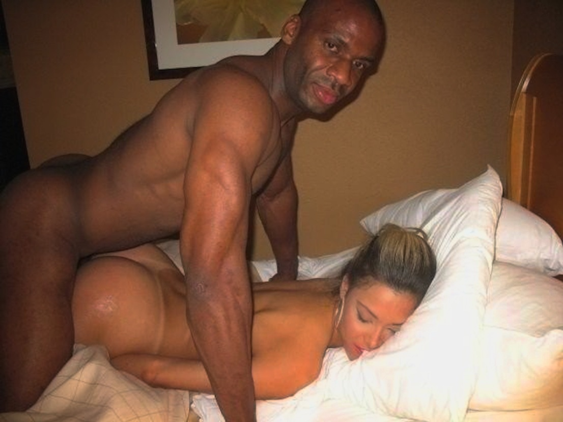 Are free wife breeding to black cock