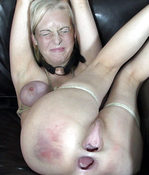 Bdsm anal pain any