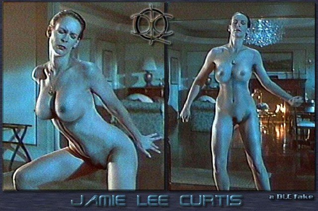 Jamie lee curtis fake sex