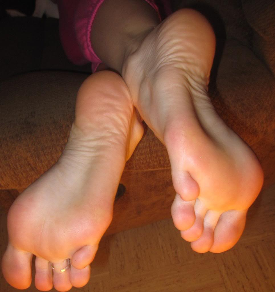 Teen sexy foot sexy very