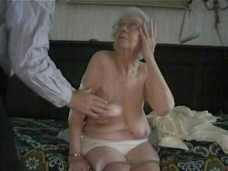Super old granny sex