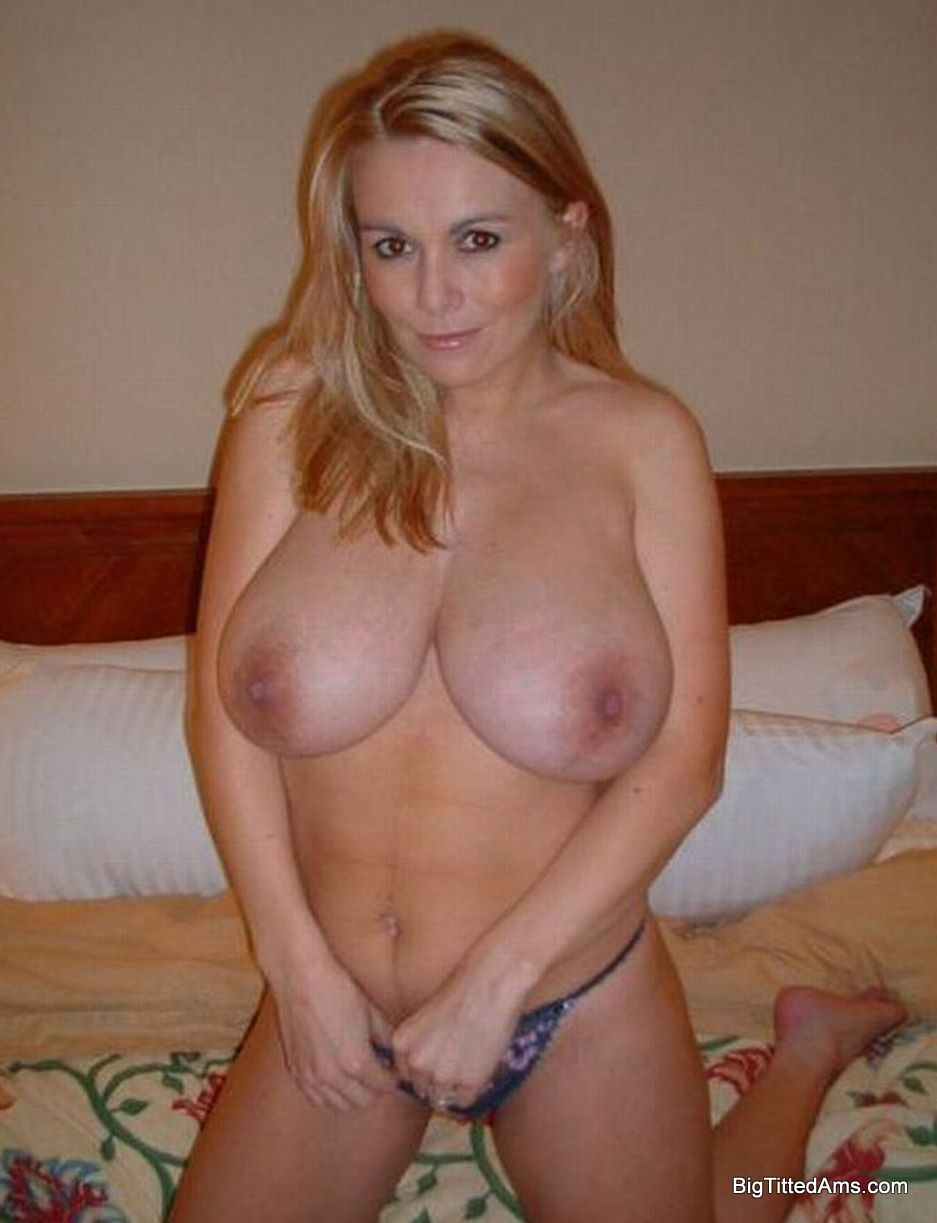 Amateur blonde milf big black dick chop 5
